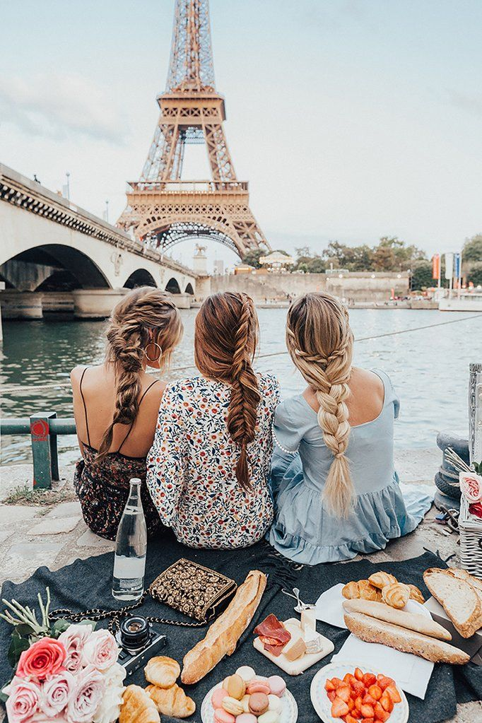 "Audrey Hepburn once said, ""Paris is always a good idea."" We couldn't agree more, that is why we made Paris our second official stop on our first ever Barefoot B"