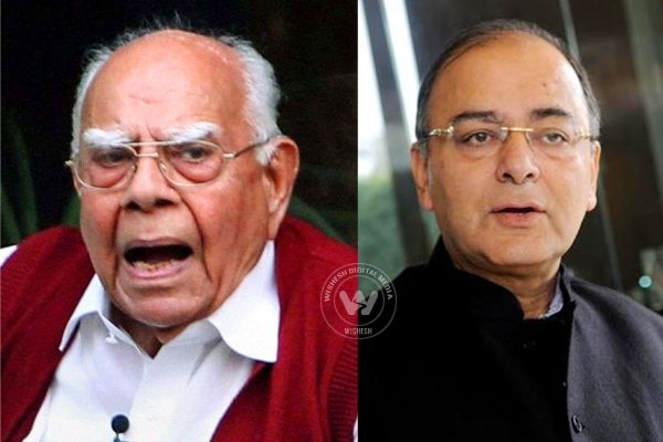 Ram Jethmalani writes http://www.wishesh.com/top-stories/40374-ram-jethmalani-writes.html  The former law minister writes to the finance minister on the black money issue: 'I strongly suspect that your conduct shows that you too like many others do not want truth to come out'