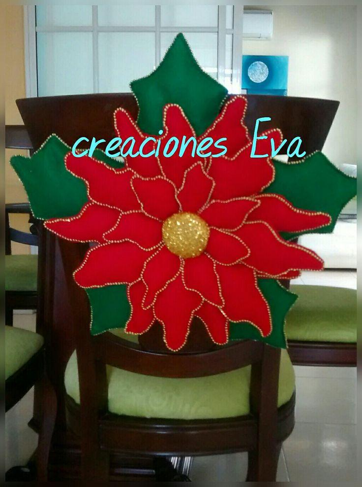 Creaciones Eva forros de sillas.