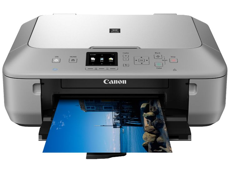 CANON Pixma MG5655 Wifi szürke multifunkciós nyomtató - multifunctional printer