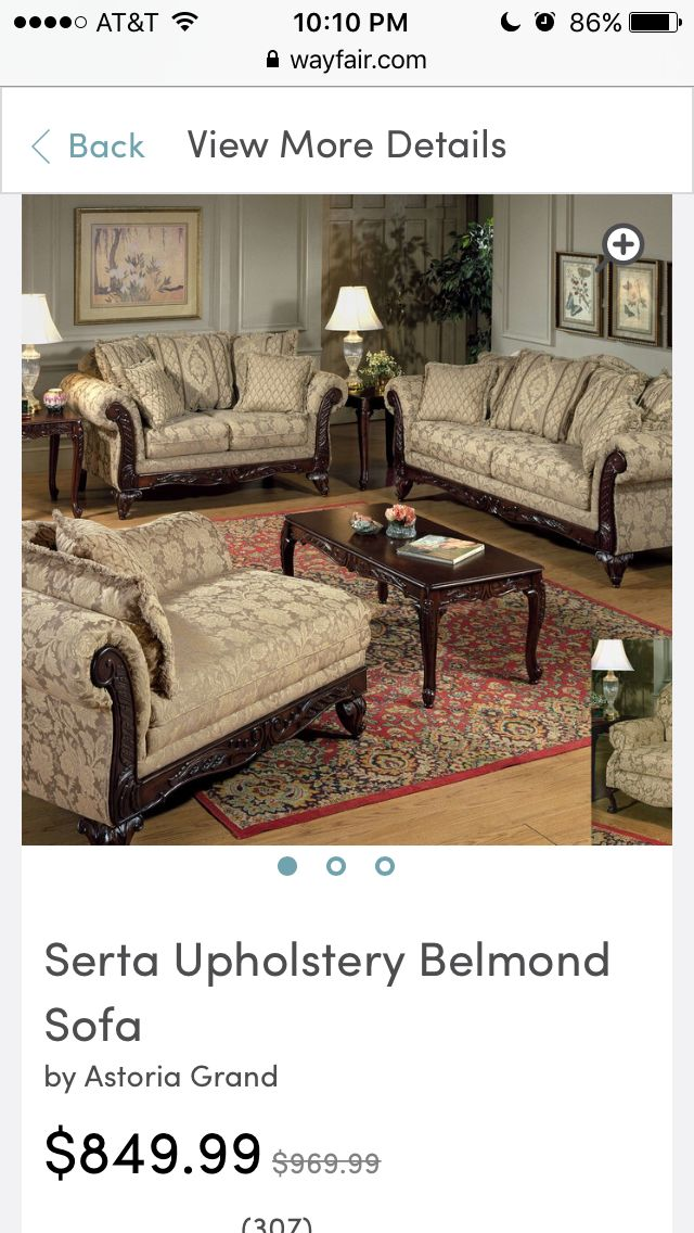 Found It At Wayfair   Serta Upholstery Belmond Living Room Collection Part 81