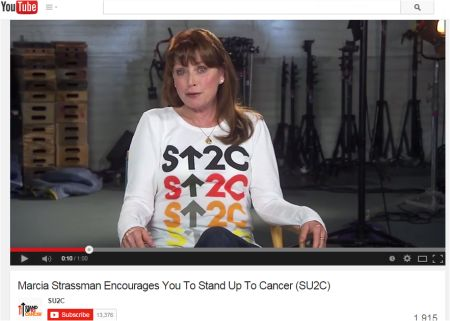Actress Marcia Strassman was one of very few public figures to openly discuss her Stage IV breast cancer