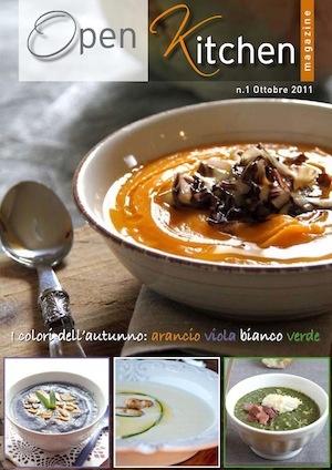 n°1 of Open Kitchen Magazine