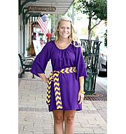 ECU! Game day dresses