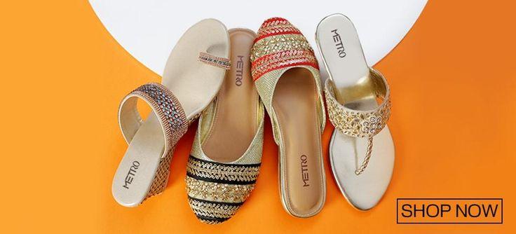 Get Upto 50% Off on Women's Footwear at #Metro + 5% #Cashback via Zingoy Grab this one  #metro #fashion #style #footwear #footwearaccessories #shoppingonline