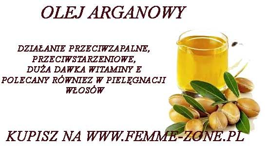 olej arganowy na femme-zone.pl