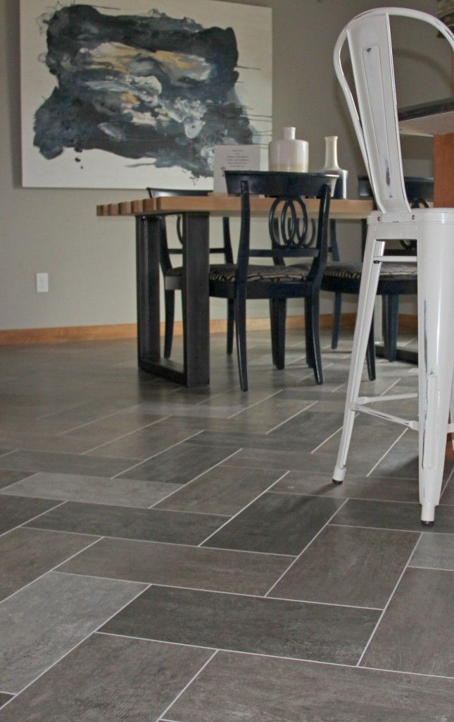 Luxury Vinyl Tile: Alterna 8x16 Enchanted Forest Colors Forest Fog, Night  Owl, And · Kitchen FlooringKitchen TileLaminate ...
