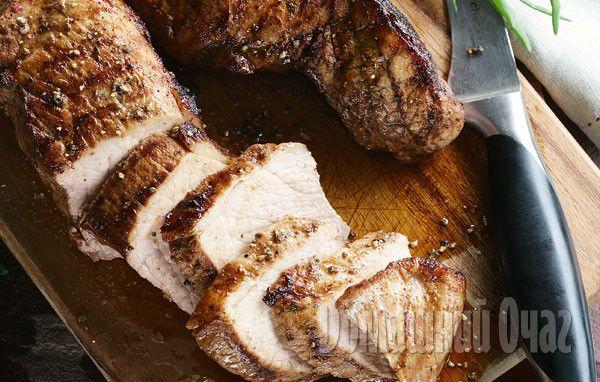 Гриль или барбекю: рецепты маринадов, соусов и специй.