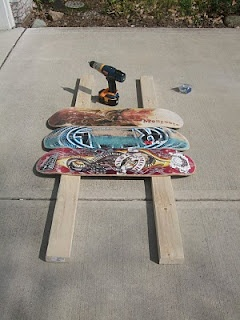 Skateboard headboard                                                       …