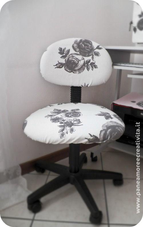 Due anni fa Ikea mi ha chiesto di collaborare e di realizzare, con le loro stoffe e la macchina da cucire SY, dei progetti per rinnovare la casa. L'idea mi è è piaciuta fin da subito e mi sono messa all'opera con 3 tutorial per dare nuova vita alla mia postazione pc. Ho scelto per...