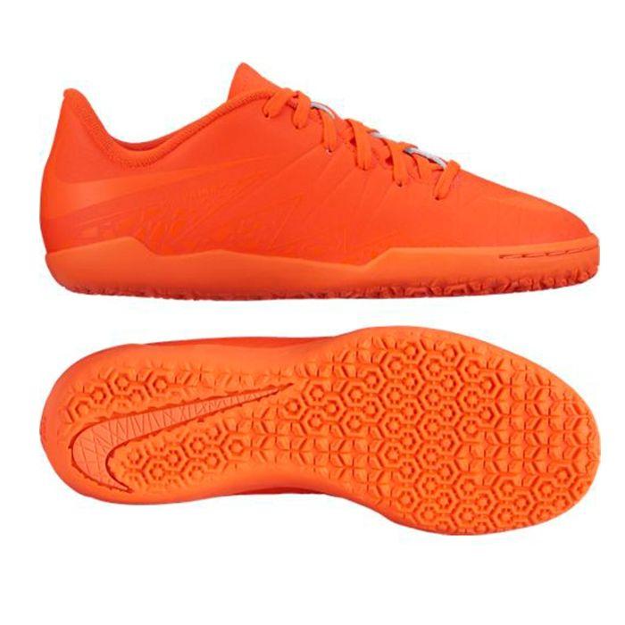 Nike Youth Hypervenom Phelon Ii Indoor Soccer Shoes Bright Soccer Shoes Orange Nike Shoes Indoor Soccer