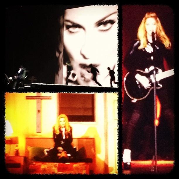 Milano in delirio per Madonna. Milano Giorno e Notte - We Love You! www.milanogiornoenotte.com