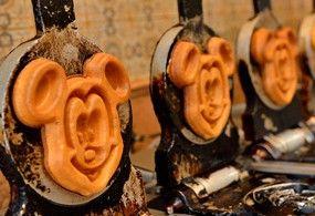 Great American Waffle Company-Tokyo Disneyland