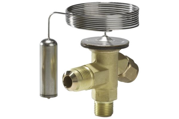 Danfoss: Thermostatic Expansion Valve - T2_T2 valve has Large temperature range (Equally applicable to freezing, refrigeration and air conditioning applications.)