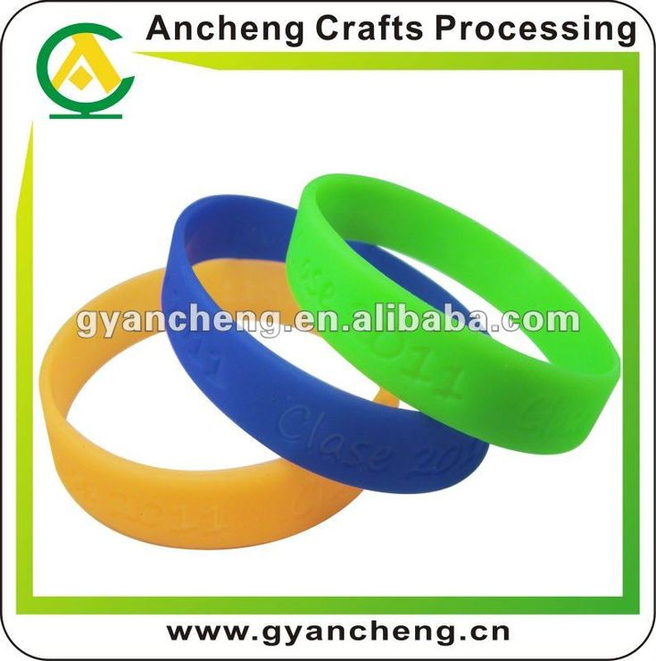 Cheap Promotional items laser silicone bracelets wristbands $0.04~$0.17