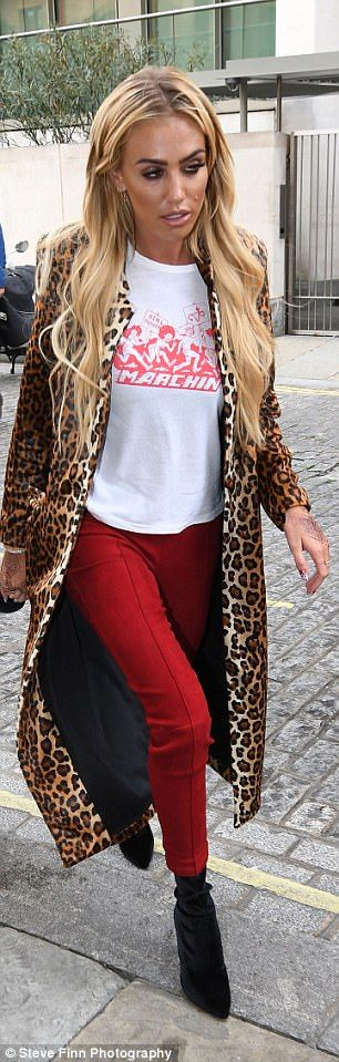 Petra Ecclestone seen for first time since £5.5bn divorce | Daily Mail Online