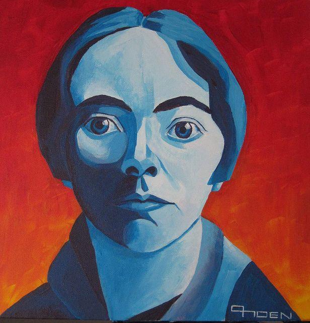 Charley Toorop - self portrait