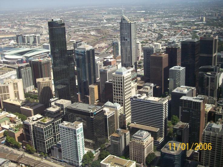 Melbourne is the most livable city!