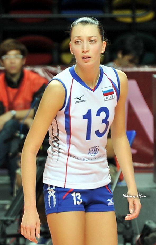 Evgeniya Startseva - Russia
