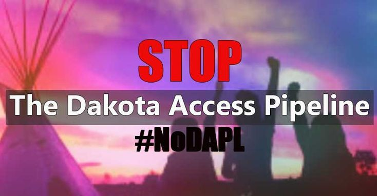 Even if you cannot physically be at the pipeline protest, here are 10 ways you can help to make it successful.