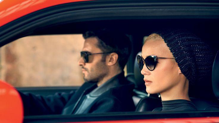 Solbriller fra #dolcegabbana og #ditaeyewear #heartbreaker