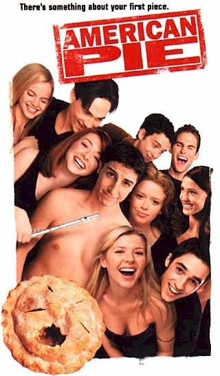American Pie (1999): The decline in appropriate movies and clothing choices can be seen in American Pie. American Pie focuses around the high school obsession with sex and shows the emphasis of friendship and the opposite gender over family at the time.