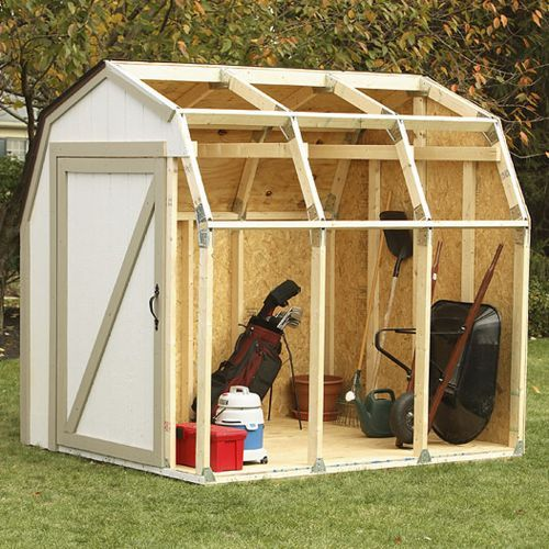 Do It Yourself Home Design: Bug Out Survival Shed Kit, Quick And Easy Bug Out Shelter