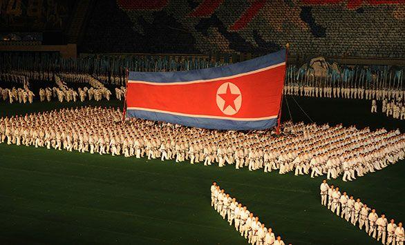 Bag Nordkoreas Porte! Fantastiske rundrejser i hele verden med Bravo Tours. Køb rejsen på www.bravotours.dk #BravoTours #SåSigerManBravo #FeriePåDansk #Nordkorea #Culture #View #Attraction