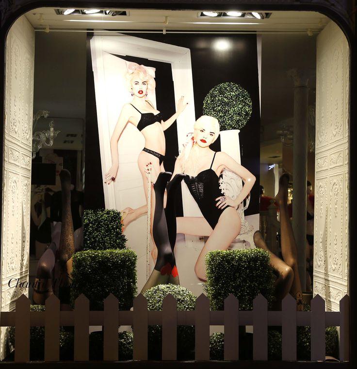 Assez 36 best Vitrines Boutique Chantal Thomass images on Pinterest  FM52