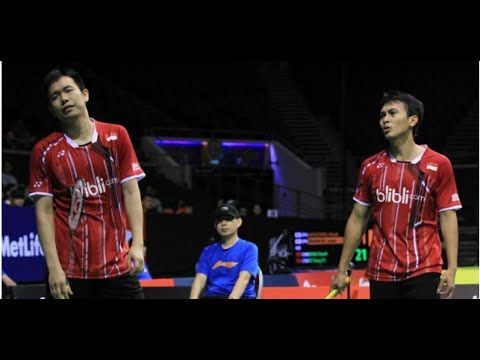 "Hasil Final Piala Thomas Cup 2016 - ""INDONESIA vs DENMARK 2-3"" - Indones..."
