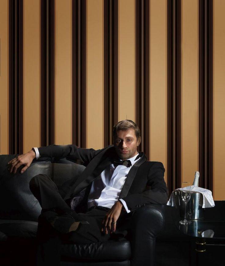Tapeta Hohenberger - Gentleman's Relish - 80926