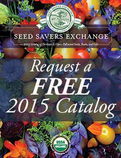 This is an awesome non profit that I am buying my seed and transplants from this year!  I used the garden planner on the website which was so easy and useful.