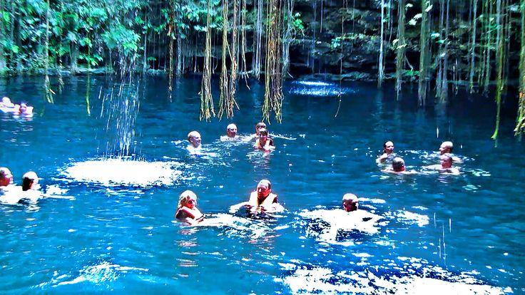Cenote Ik Kil Travel Guide