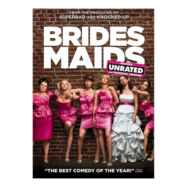 Bridesmaids [With Pitch Perfect 2 Movie Cash]