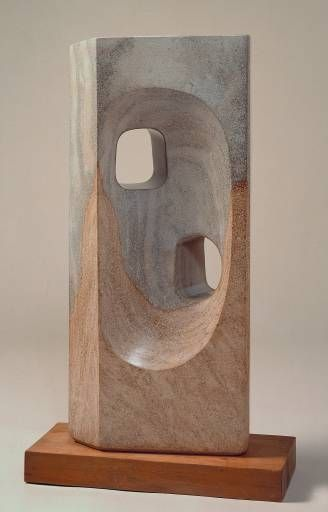 Barbara Hepworth, Rock Face, 1973