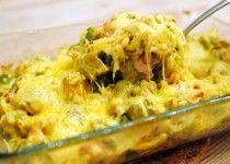 Spruitjes met kaas in de oven