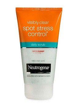 Neutrogena, VISIBLY CLEAR® Spot Stress Control -kuorintavoide 150 ml