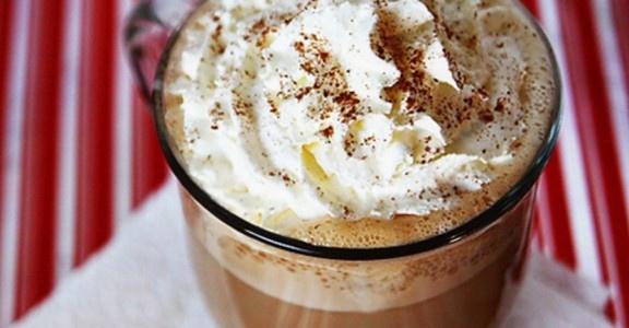 velvet sunrise eggnog coffee | brekky board | Pinterest