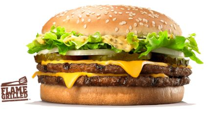 Big King XXL für 4€ über Burger King App