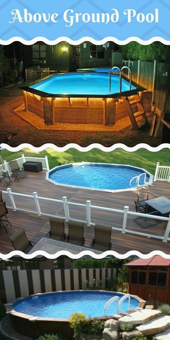 22 Excellent Above Ground Pools Fiberglass #above #ground ...