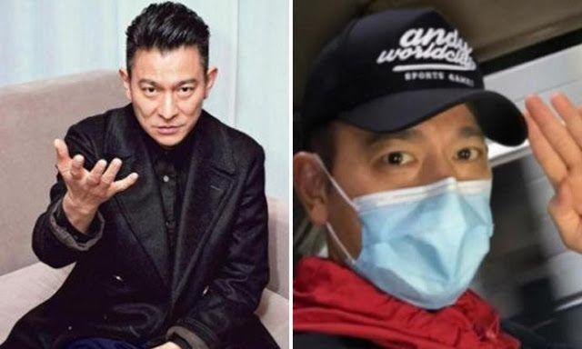 Perusahaan asuransi membayar Andy Lau HK$80 M karena cedera saat berkuda