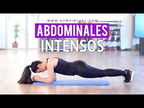 5 MINUTOS DE ABDOMINALES INTENSOS - YouTube