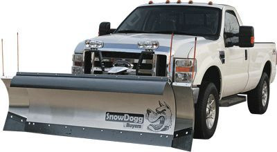 SnowDogg Snow Plows are a great choice for residential or commercial use. SnowDogg offers a wide range of plows and accessories to fit most any truck or SUV. We also carry SnowDogg Accessories, Parts and SnowDogg Municipal Plows.