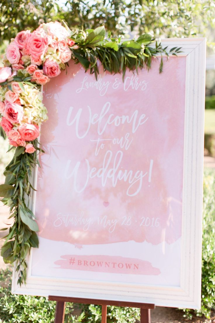 50 Pink Wedding Ideas