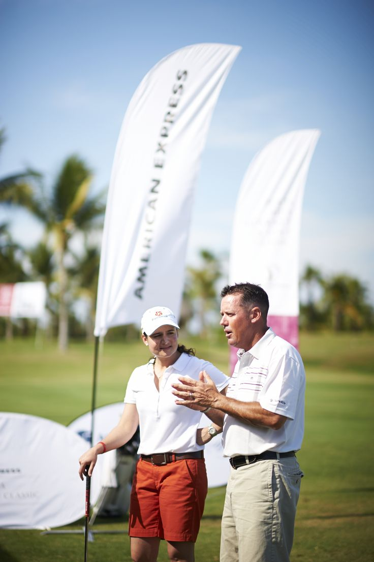 The acclaimed Mexican former professional golfer and the former 2002 PGA Champion Rich Beem