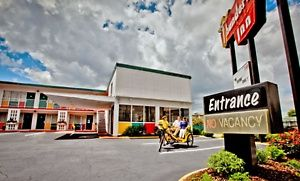 Groupon - Stay at Thunderbird Inn in Savannah, GA. Dates into November. in Savannah, GA. Groupon deal price: $79