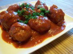 Boulettes style pain de viande à la mijoteuse #recettesduqc #mijoteuse #meatloaf