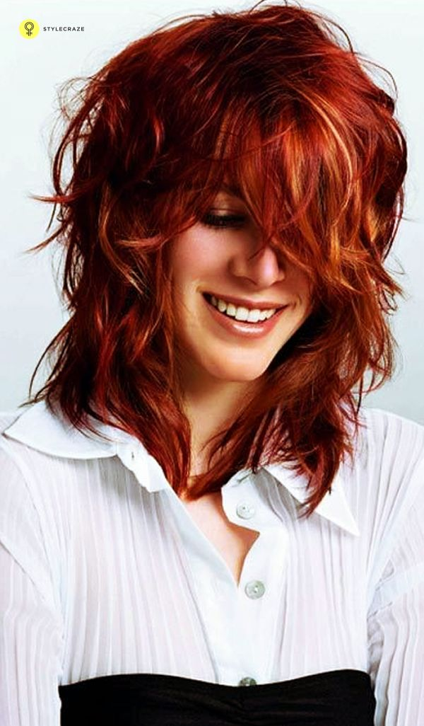 easy layered haircut 1000 ideas about medium length layered hairstyles on 3551