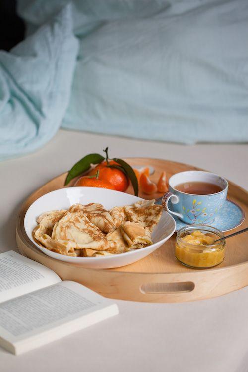 Etwas Besonderes zum Valentinstag | Clementinen Curd. Viele kennen den Zitronen-Klassiker. Clementinen Curd ist was für Süßigkeiten-Fans, also genau das Richtige für ein romantisches Frühstück im Bett.