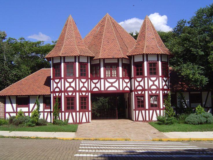 Parque Histórico da cidade de Lajeado - RS